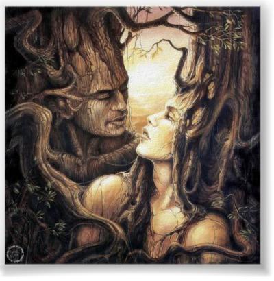 magickal home - pagan art