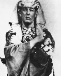 real witch - aleister crowley