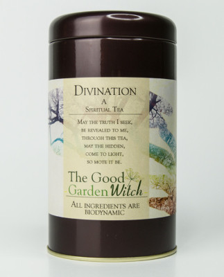divination tea - gift for witches