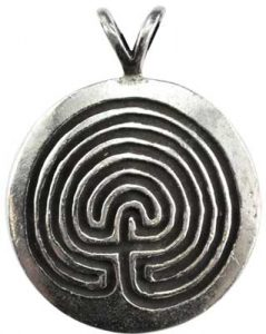 protection wiccan necklace