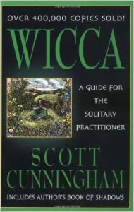 Wicca book scott cunningham