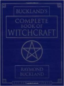 Wicca book - buckland